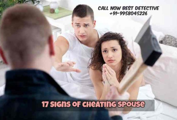 17 signs of cheating spouse